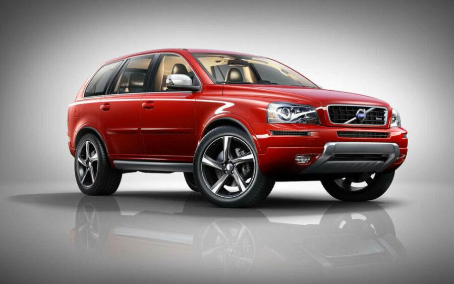 Самый безопасный шведский кросс Volvo XC90 I Рестайлинг стоимостью до 800 тыс. рублей