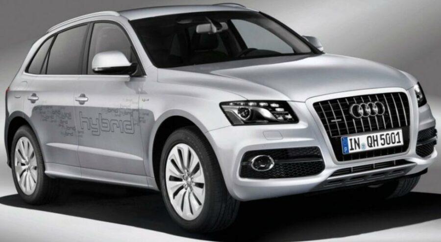 Audi Q5 — безусловно, один из самых солидных немецких премиум кроссоверов