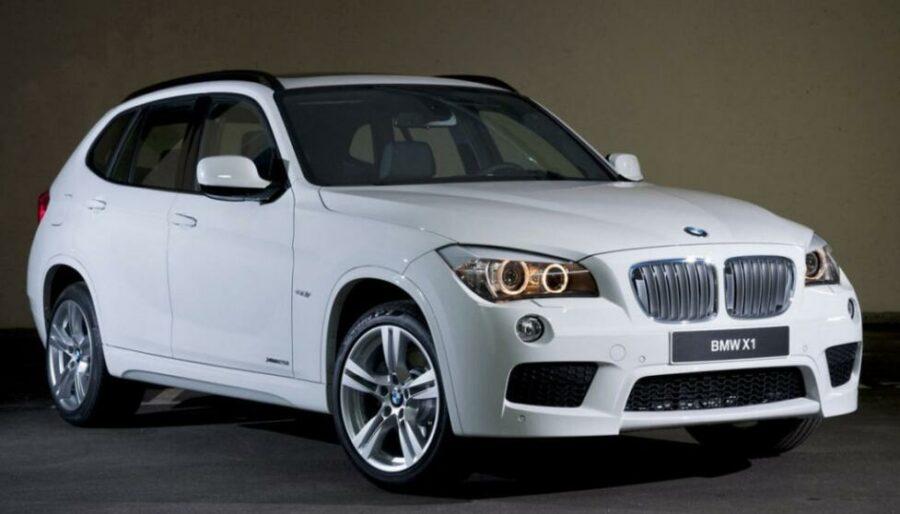 Лучший подержанный кроссовер BMW X1 I Рестайлинг (2012 года)