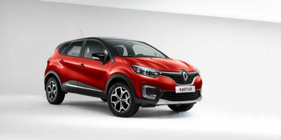 Renault Kaptur 2019 в России получил новую топовую версию и дополнительные опции