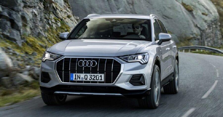 Второе поколение компактного кроссовера Audi Q3 появится на российском рынке в августе этого года