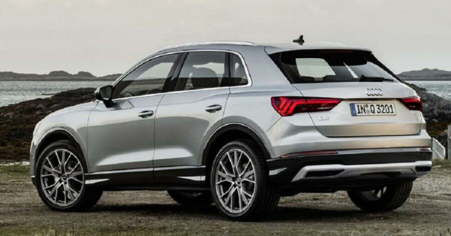 Вторая генерация Audi Q3 для РФ