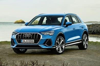 Новый немецкий кроссовер Audi Q3 привезут в Россию летом 2019 года