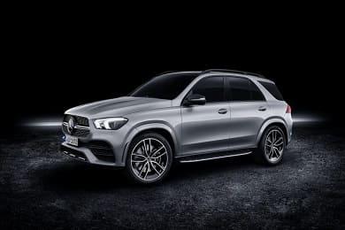 Новый немецкий кроссовер Mercedes-Benz GLE