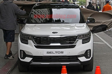 """Новый """"паркетник"""" KIA Seltos появится на рынке России в 2020 году"""