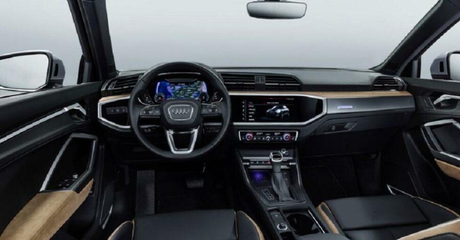 Интерьер Audi Q3