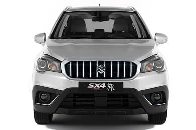 Suzuki привезла в Россию новую специальную версию кроссовера Suzuki SX4 Tabi