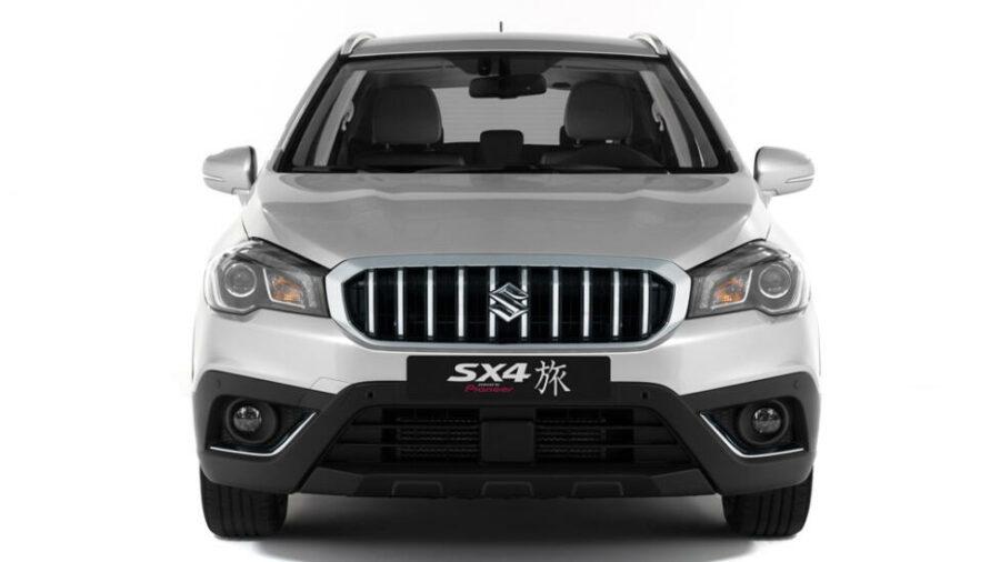 В России стартовали продажи ограниченной серии кроссовера Suzuki SX4 Tabi