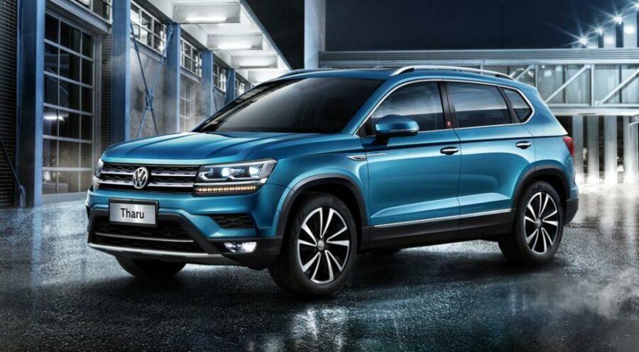 Кроссовер Volkswagen Tharu привезут в Россию в 2020 году