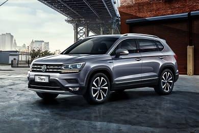Новый немецкий кроссовер Volkswagen Tharu пропишется в России в 2020 году