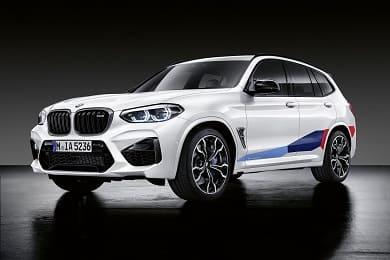 Баварские кроссоверы BMW X3 M и X4 M теперь доступны с пакетом улучшений Perfomance