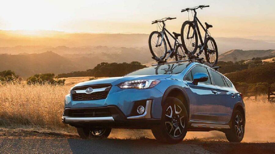 Subaru Crosstrek - самый безопасный кроссовер на мировом рынке
