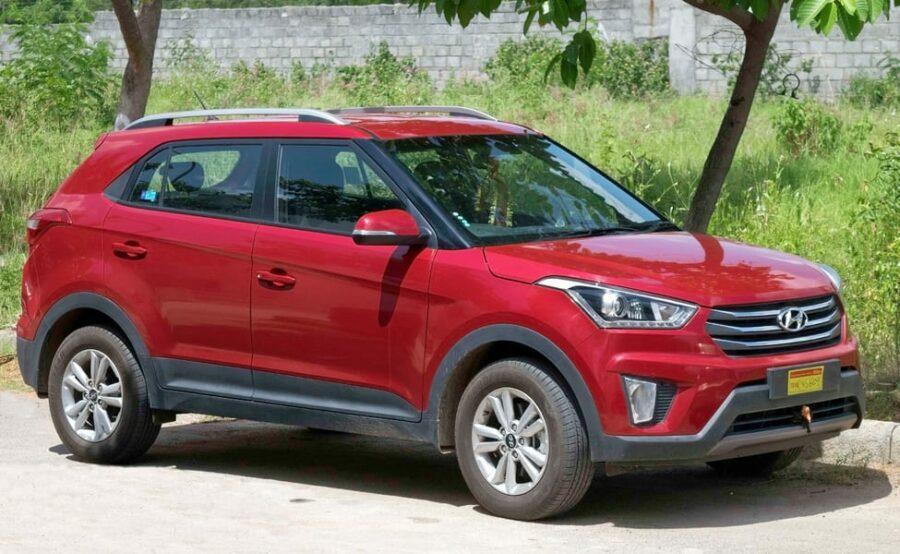 """Второй в рейтинге самых бюджетных кроссоверов с полным приводом и """"автоматом"""" - Hyundai Creta"""