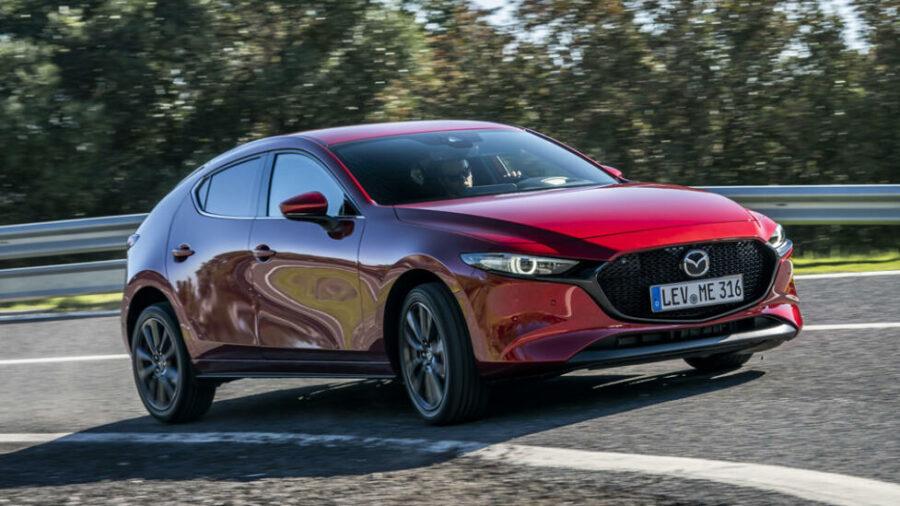 Новая Mazda3 2019 года появится на российском рынке в июле, названы цены