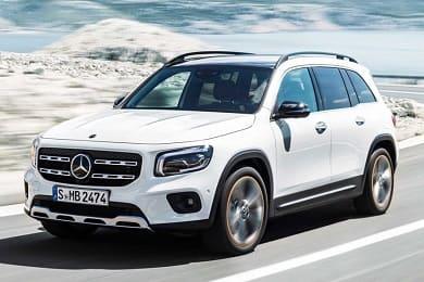 Абсолютно новый немецкий кроссовер Mercedes-Benz GLB-Class, который появится на рынке уже в 2020 году