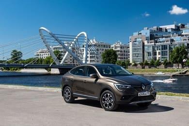 Известны рублевые цены кроссовера Renault Arkana