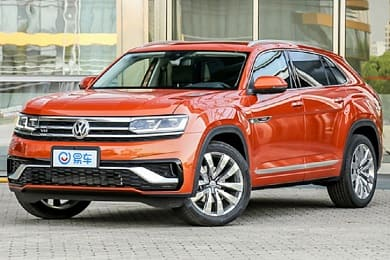 Новое кросс-купе Volkswagen Teramont X 2019 модельного года