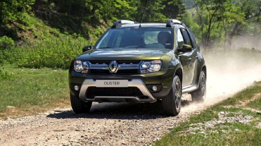 Самый дешевый SUV с полным приводом и АКПП -  Renault Duster,