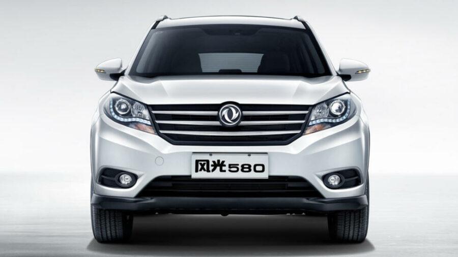 Китайский среднеразмерный кроссовер DFM 580 привезут на российский рынок в конце лета
