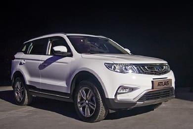 Опубликован рейтинг самых покупаемых китайских SUV по итогам 5 месяцев 2019 года