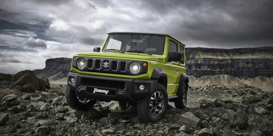 Названы расценки и доступные варианты исполнения нового Suzuki Jimny