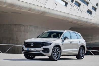 Volkswagen Touareg ONE Million скоро стартует на российском рынке