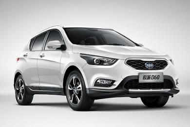 Новый SUV из Китая - FAW D60