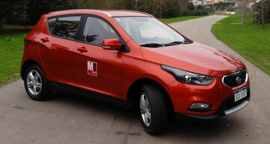 Новый китайский кроссовер FAW D60 скоро появится на российском рынке