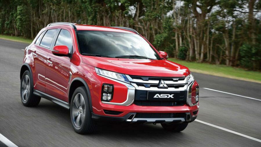 Новый Mitsubishi ASX привезут в Россию в 2020 году