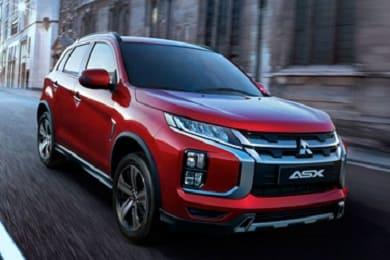 Новый кроссовер Mitsubishi ASX скоро появится в РФ