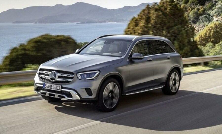 Новый Mercedes-Benz GLC появился у российских дилеров