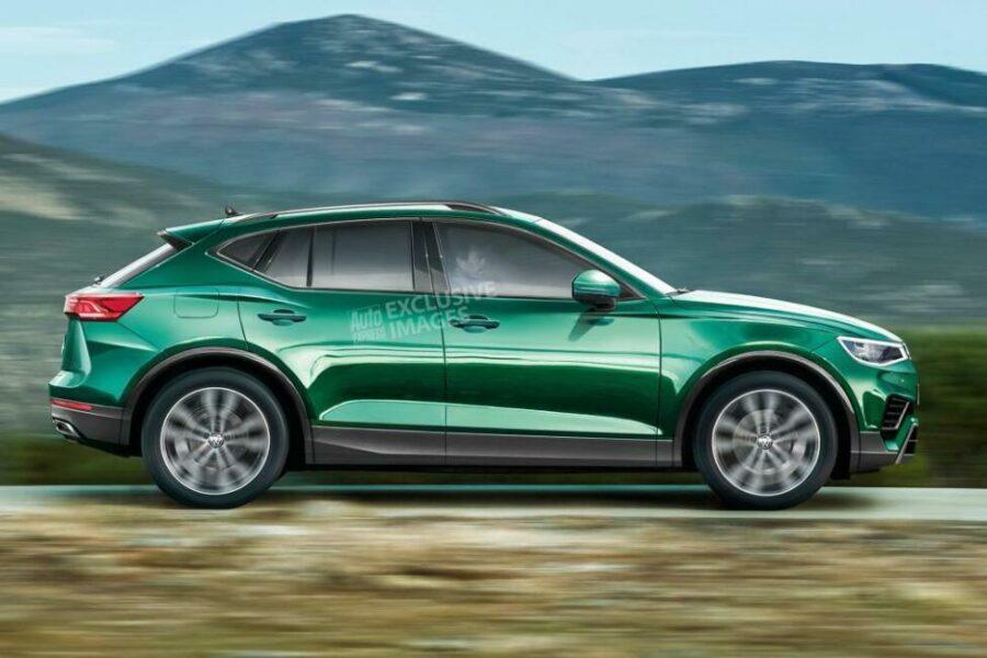 Следующее поколение Volkswagen Tiguan