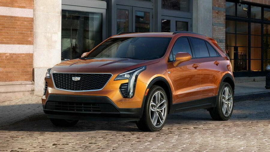 Американский кроссовер Cadillac XT4 появится у российских дилеров в начале 2020 года