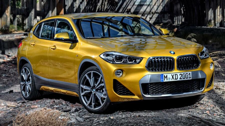 2 место - BMW X2
