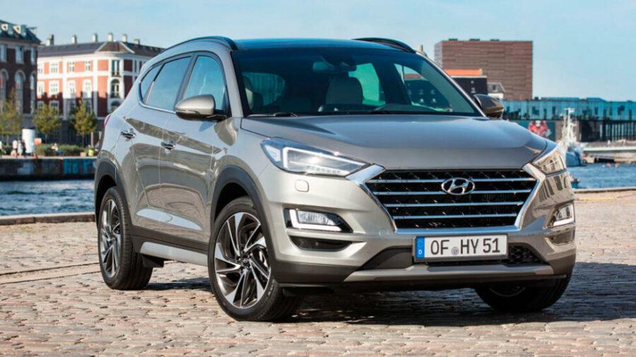 Лучший корейский кроссовер средних размеров - Hyundai Tucson