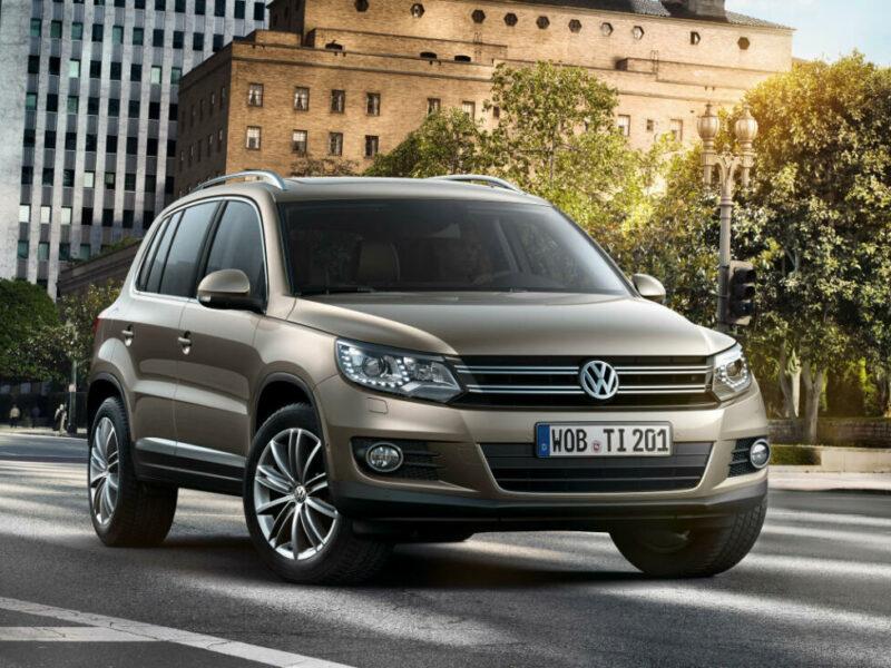 Очень надежный немецкий подержанный кроссовер Volkswagen Tiguan в ценовом диапазоне до 900 тысяч рублей