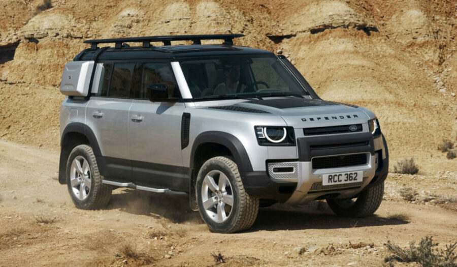 Land Rover Defender привезут на российский рынок в конце 2020 года