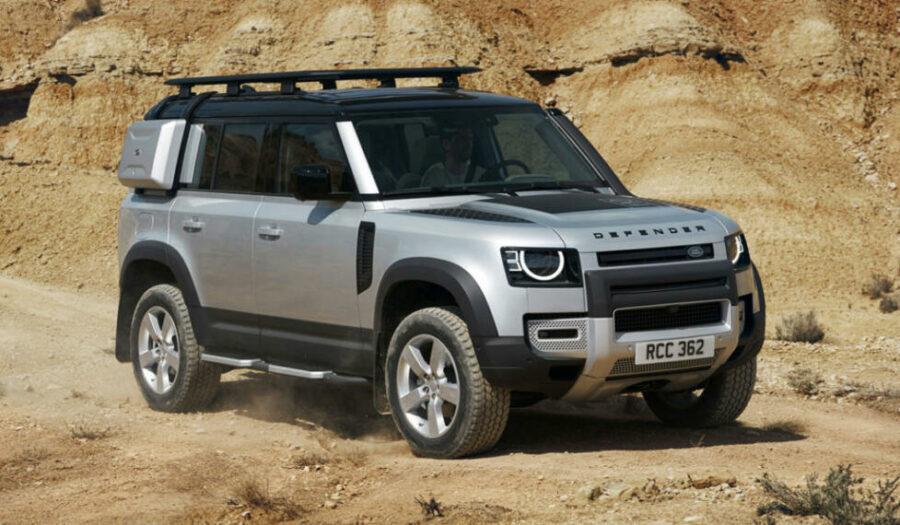 Land Rover Defender привезут на российский рынок в конце 2020 года