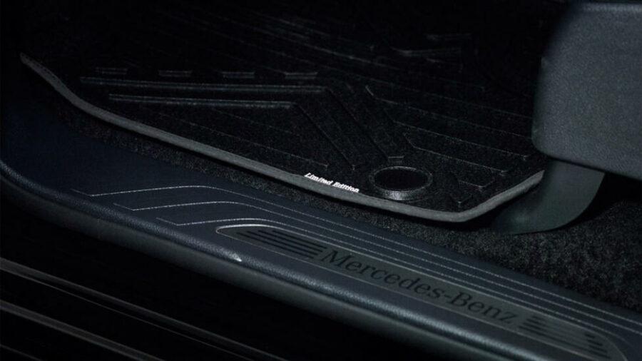 Интерьер Mercedes-Benz Х-Class Night Edition