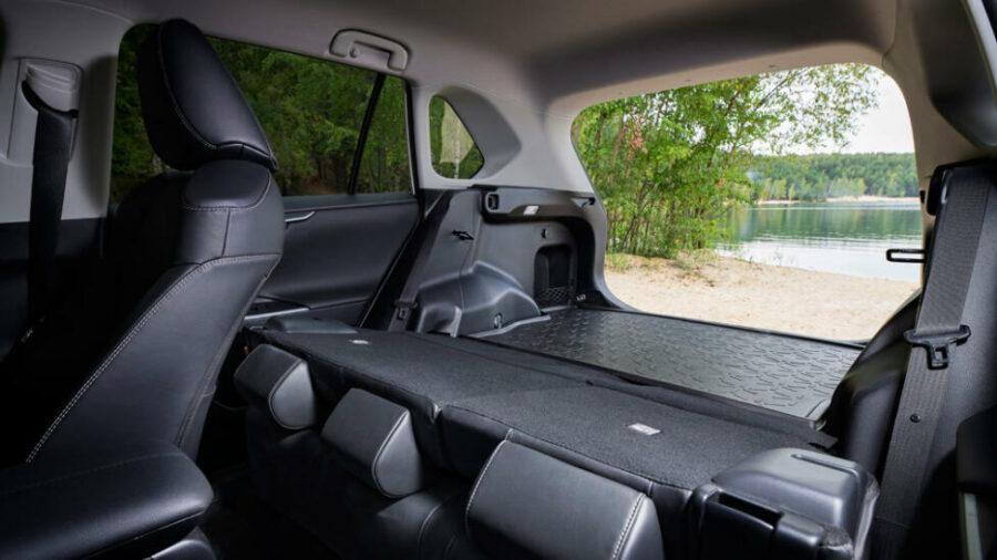 Багажник Toyota RAV4