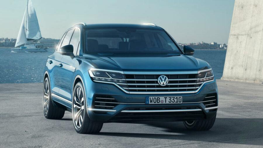 Немецкий кроссовер Volkswagen получил новую комплектацию Business