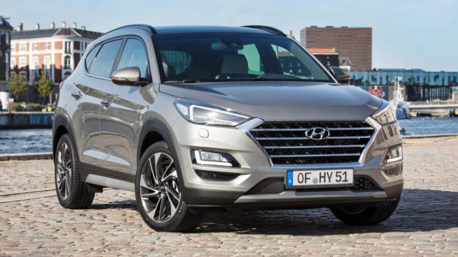 Лучший корейский дизельный SUV - Hyundai Tucson