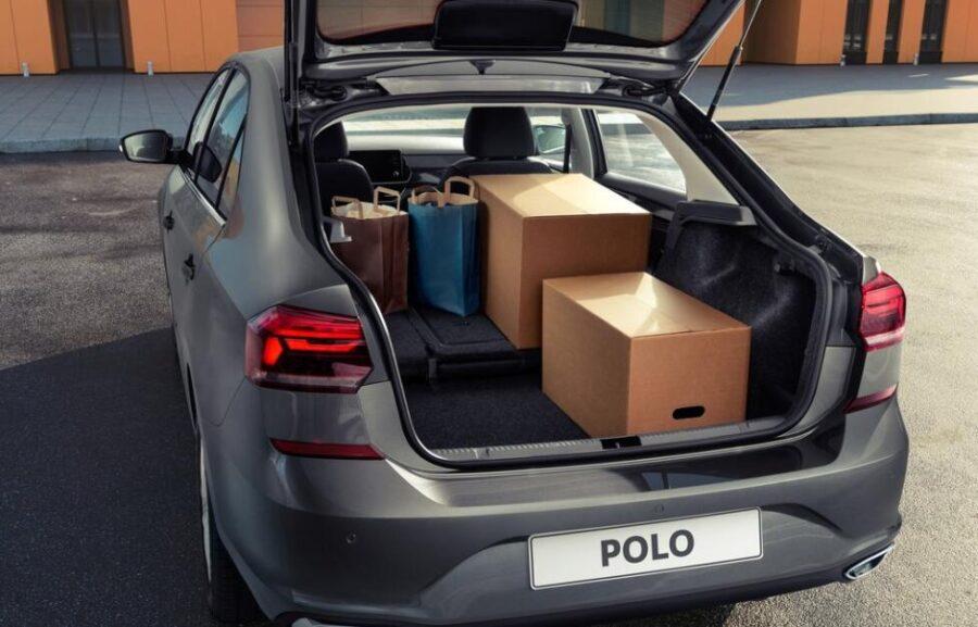 Багажник Polo