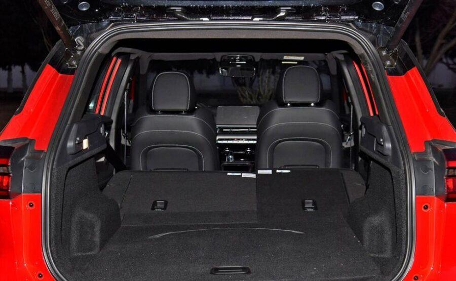 багажник тигго 7