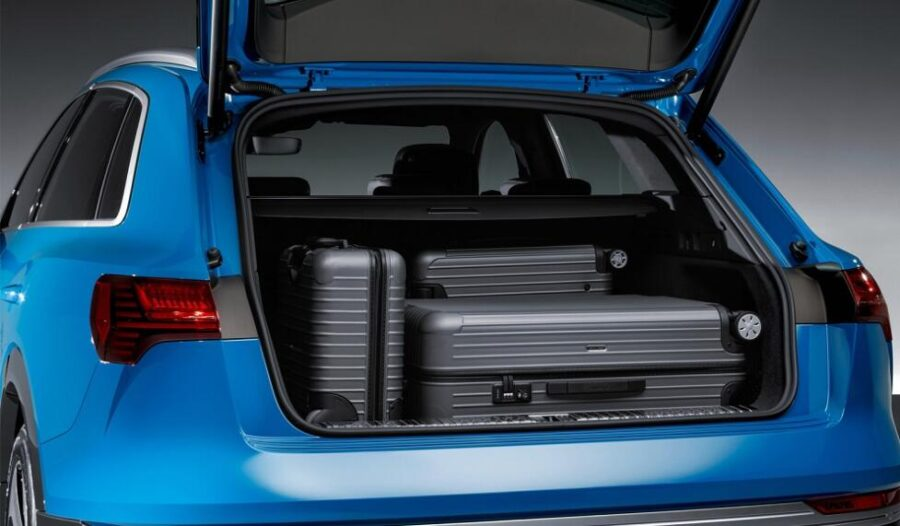 Багажник Audi e-tron
