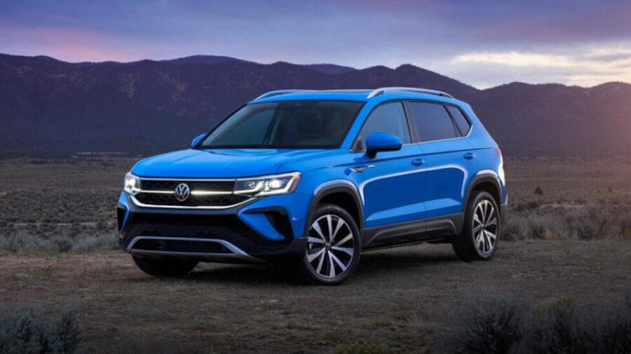 Новый Volkswagen Taos скоро привезут и на российский рынок