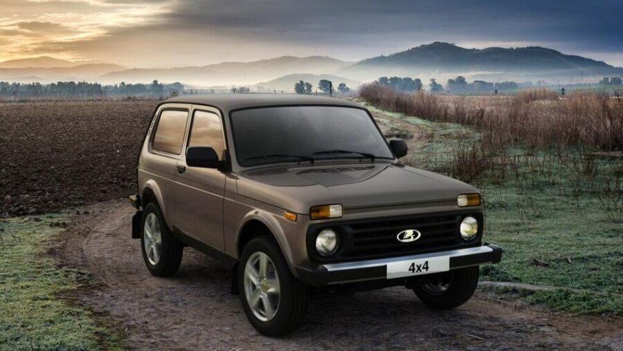 Самый покупаемый отечественный SUV - LADA 4×4
