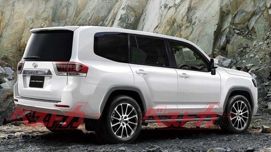 Названы сроки появления Toyota Land Cruiser 300 на рынке России
