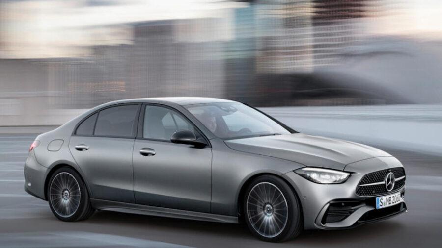 Новый Mercedes-Benz C-Class появится в России летом 2021 года