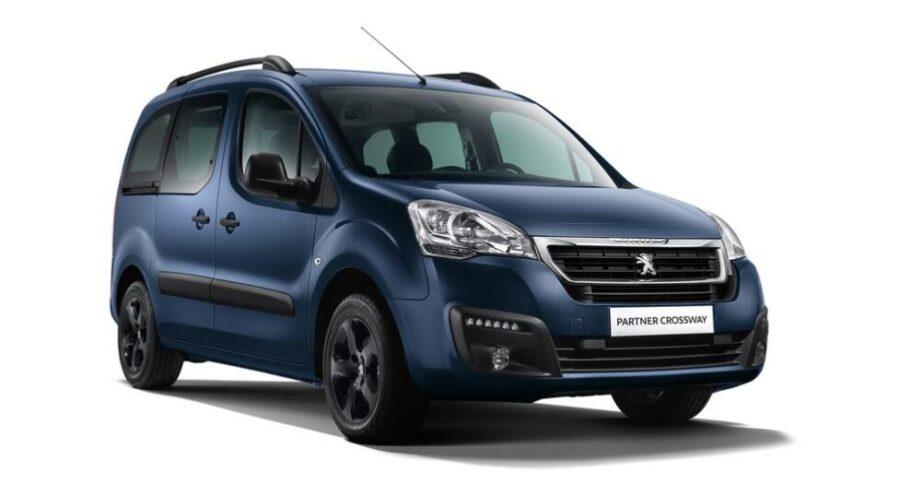 Новый каблучок Peugeot Partner уже в России